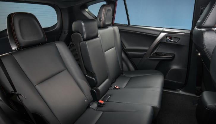 Тойота рав 4 2018 технические характеристики комплектации